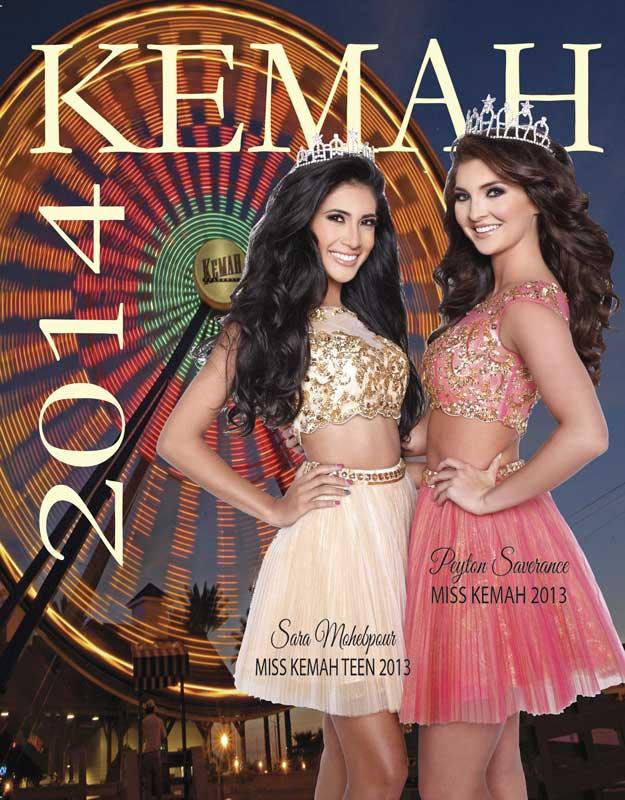 2014 Miss Kemah Pageant Program