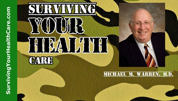 Surviving Your Health Care With Dr. Warren