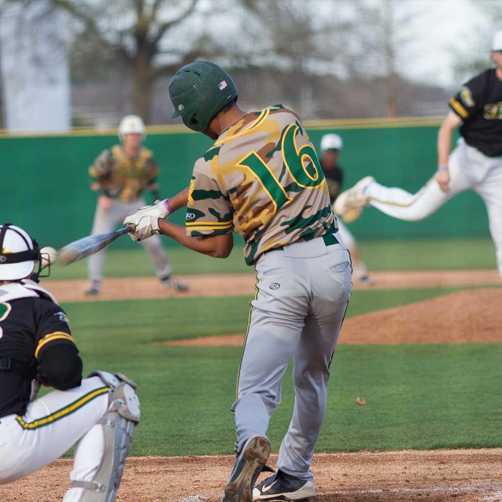 San Jacinto Baseball Scrimmage