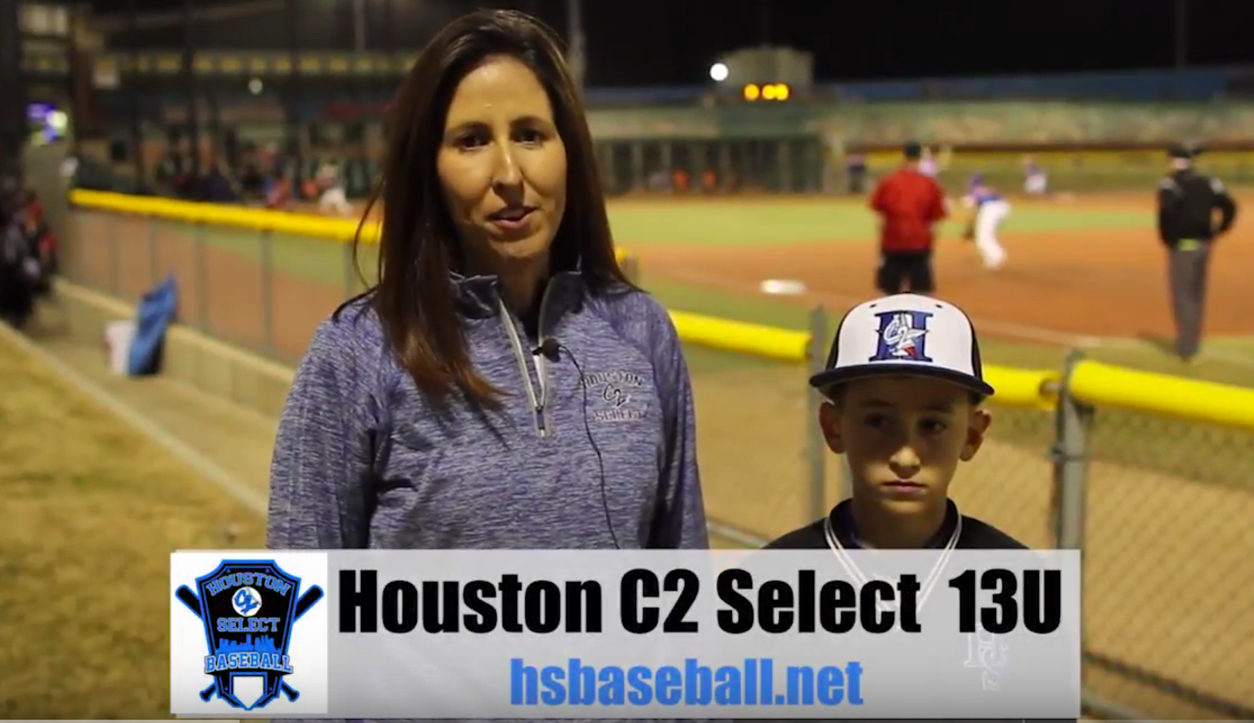 Houston C2 Select Baseball Commercial