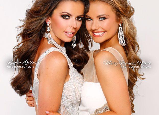 2017 Miss Houston Pageant Program Book