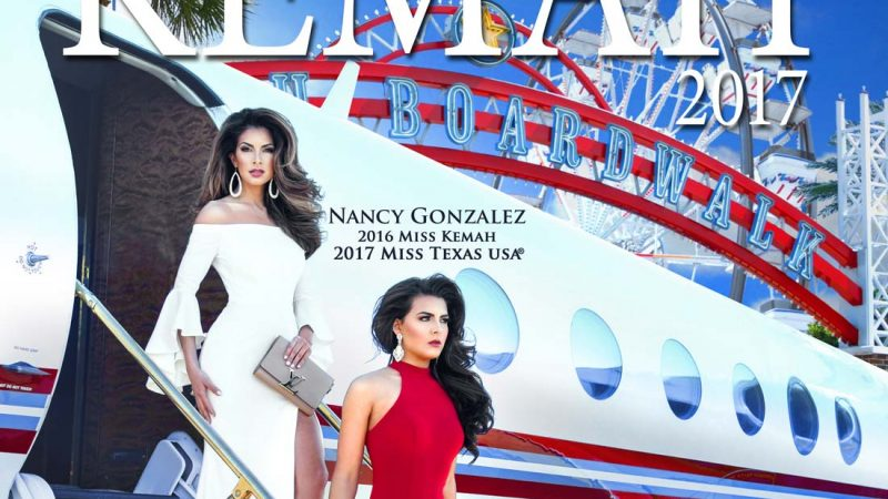 2017 Miss Kemah Pageant Program Book