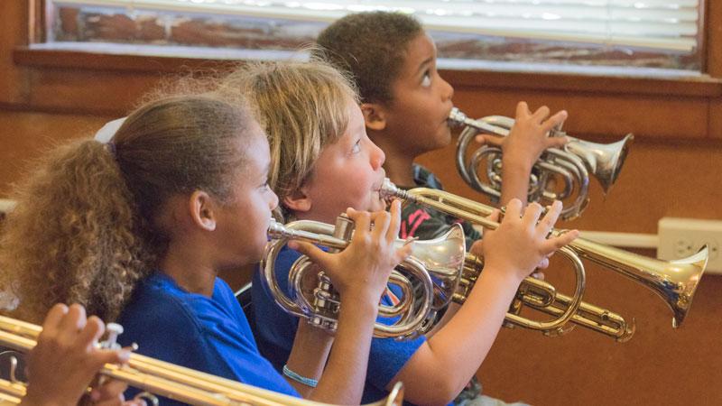 Fanfare Lutheran Music Academy Summer Camp