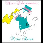 Drawing: New Logo Designed For Miss Scheuerman's Music Room