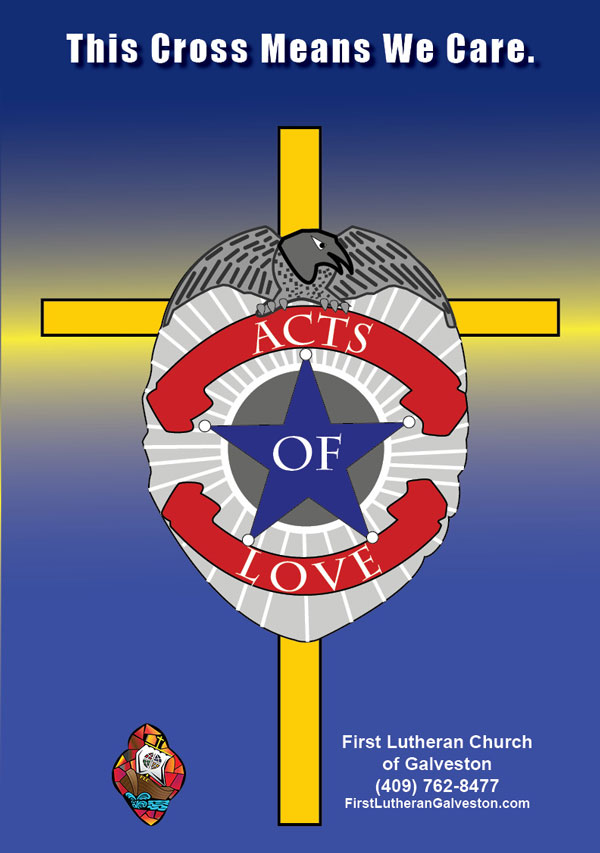 This Cross Means We Care