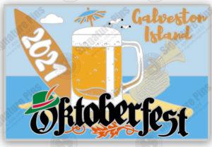 Galveston Island oktoberfest 2021